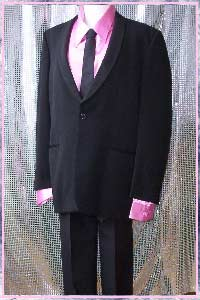Blues Bros Suit (use white shirt instead) 50's Kool 4 Kats Costume Hire