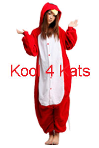 Kool 4 Kats now stocking Onesies for hire - Angry Birds
