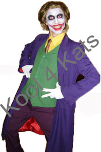 Jocker for hire at Kool 4 Kats