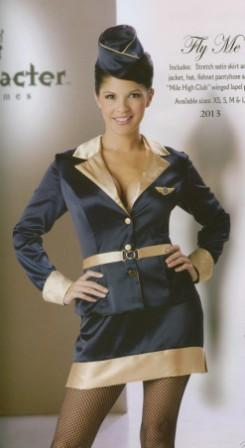 Flight Attendant Uniforms Kool 4 Kats Costume Hire