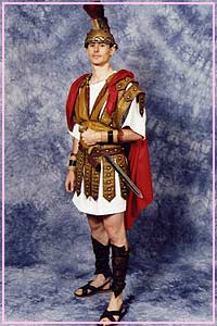 Ancient Roman Gladiator Kool 4 Kats Costume Hire
