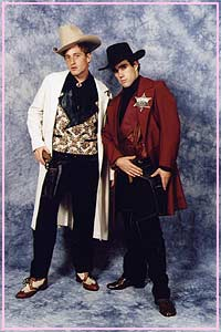 Maverick Wild West Costumes for Hire at Kool 4 Kats Costume Hire