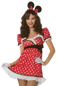 Minnie Mouse Sexy Costume