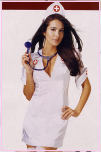 Nurse Kool 4 Kats Costume Hire