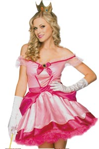 Sleeping Beauty Sexy Costume size 10 - 12 for hire at Kool 4 Kats Costume Shop Adelaide