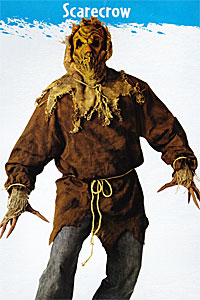 Scarecrow Horror Costume from Kool 4 Kats Costume Hire