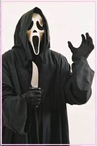Scream Kool 4 Kats Costume Hire