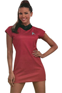 Uhura Star Trek Med 10 - 12