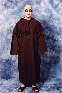 Uncle Fester Addams Kool 4 Kats Costume hire